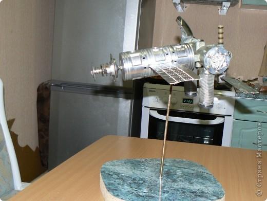 Как сделать космическую станцию своими руками 13