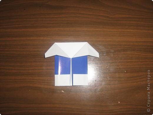 Гномик делается из двух частей:головы и туловища.Поэтому нам необходимы две заготовки квадратной формы. фото 9