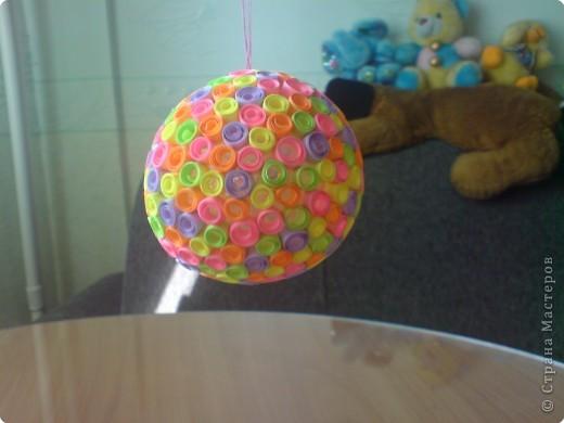Квиллинг: Звёздочка и шарик фото 2