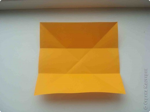 Мастер-класс Оригами Коробочка кошелек с секретом Бумага фото 3