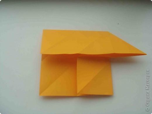 Мастер-класс Оригами Коробочка кошелек с секретом Бумага фото 8