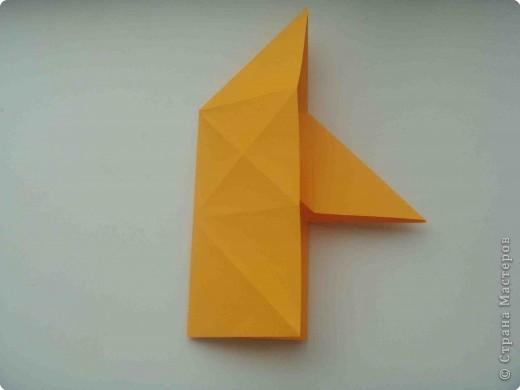 Мастер-класс Оригами Коробочка кошелек с секретом Бумага фото 11