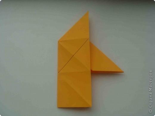 Мастер-класс Оригами Коробочка кошелек с секретом Бумага фото 12