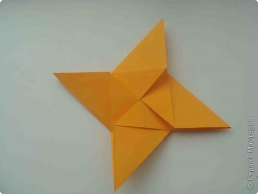 """Такую коробочку или кошелек с секретом я умела делать давно, но забыла. Благодаря энциклопедии """"Оригами"""" (автор Рик Бич), вспомнила.  Вот так выглядят готовые изделия. В чем секрет? Сначала сделаем кошелечек. фото 17"""