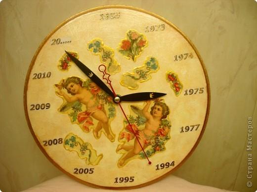 Цифры заменили знаменательными датами для юбиляра.