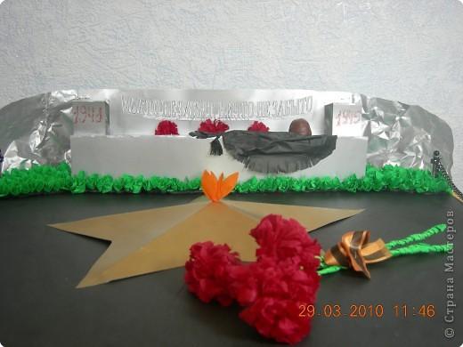 Поделки для детского сада к дню победы