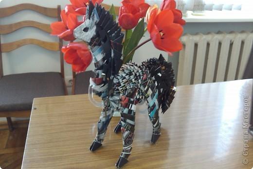 Оригами китайское модульное