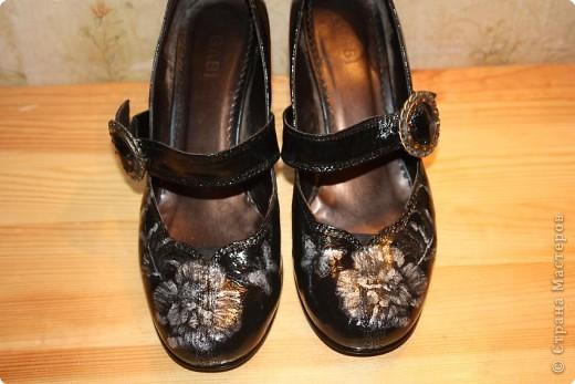 Новенькие туфельки после маленького волшебства над ними.... фото 1