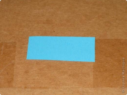 Сегодня я покажу как сделать треугольный модуль для занятия модульным оригами. фото 3