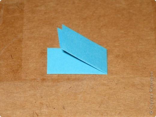 Сегодня я покажу как сделать треугольный модуль для занятия модульным оригами. фото 6