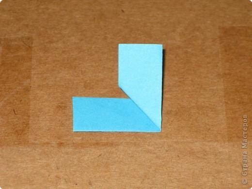 Сегодня я покажу как сделать треугольный модуль для занятия модульным оригами. фото 7