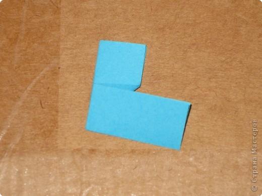Сегодня я покажу как сделать треугольный модуль для занятия модульным оригами. фото 9
