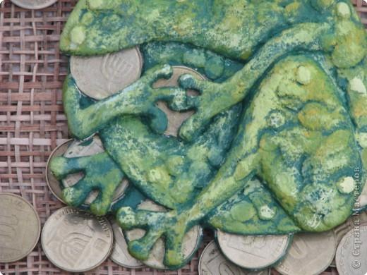 денежная жаба - талисман для привлечения денежной удачи. фото 6