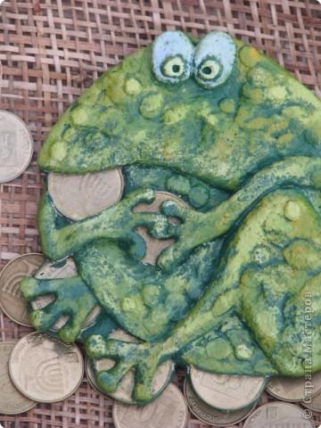 денежная жаба - талисман для привлечения денежной удачи. фото 5