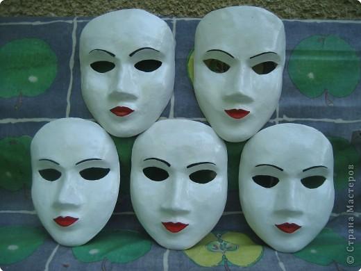IMG_6640 Как сделать маску папье маше? Колдуем над бумагой!