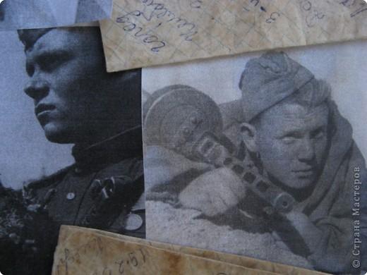 Вот такая стенгазета получилась ко Дню Победы. Все фото взяты из интернета и распечатаны на принтере. фото 8