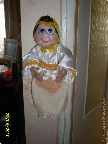 Куклы своими руками из картона фото