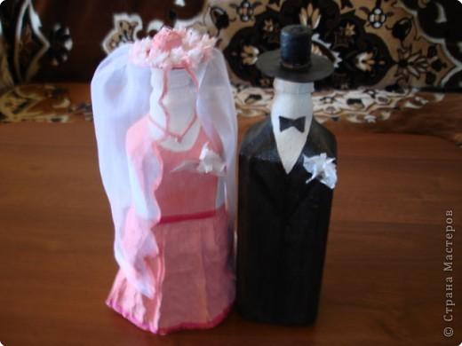 Поделки жених и невеста