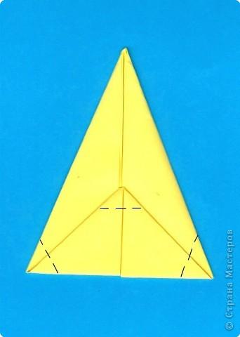 Оригами: Цыпленок. Пасха продолжается. фото 6