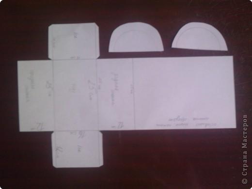 нужно: 2 ватмана форматом А1, офисная белая и розовая бумага, клей ПВА и карандаш, ножницы, циркуль. фото 4