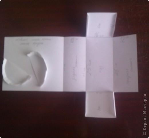 нужно: 2 ватмана форматом А1, офисная белая и розовая бумага, клей ПВА и карандаш, ножницы, циркуль. фото 7