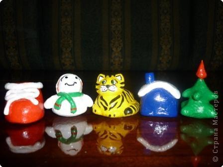 Вот такие маленькие сувенирчики я подариласвоим близким на Новый год. фото 1