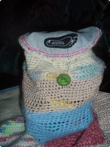 рюкзак для игрушек фото 1