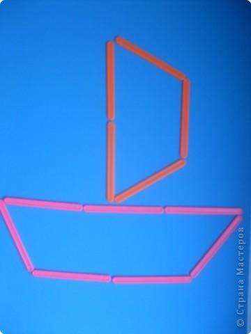 Педагогический опыт Раннее развитие Моделирование конструирование Развиваемся играя Палочки - выручалочки  фото 19