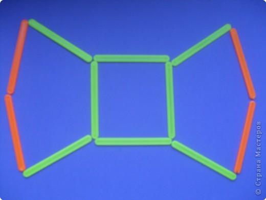 Педагогический опыт Раннее развитие Моделирование конструирование Развиваемся играя Палочки - выручалочки  фото 52