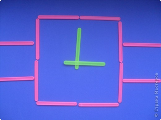 Педагогический опыт Раннее развитие Моделирование конструирование Развиваемся играя Палочки - выручалочки  фото 26