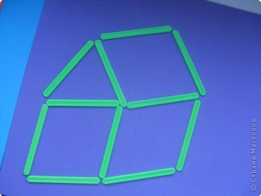 Педагогический опыт Раннее развитие Моделирование конструирование Развиваемся играя Палочки - выручалочки  фото 34
