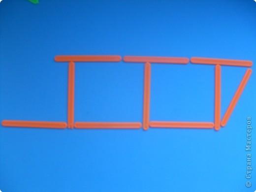 Педагогический опыт Раннее развитие Моделирование конструирование Развиваемся играя Палочки - выручалочки  фото 11