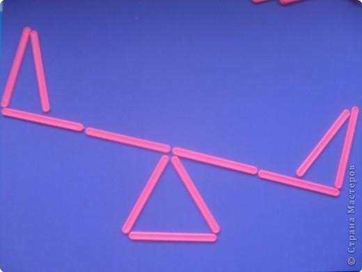 Педагогический опыт Раннее развитие Моделирование конструирование Развиваемся играя Палочки - выручалочки  фото 32