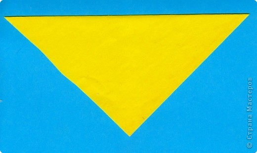 Оригами: Цыпленок. Пасха продолжается. фото 2