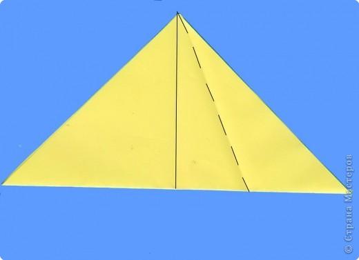 Оригами: Цыпленок. Пасха продолжается. фото 3