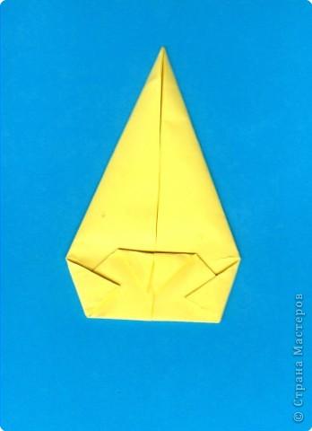 Оригами: Цыпленок. Пасха продолжается. фото 7