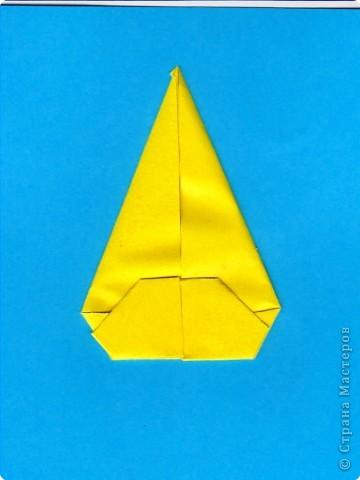 Оригами: Цыпленок. Пасха продолжается. фото 8