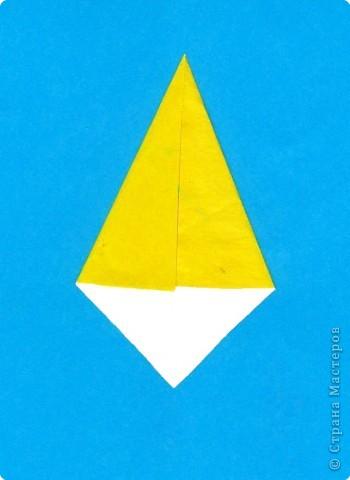 Оригами: Цыпленок. Пасха продолжается. фото 9