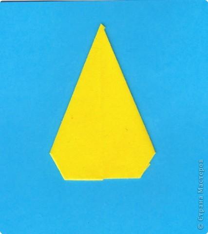 Оригами: Цыпленок. Пасха продолжается. фото 10