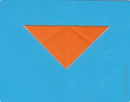 Оригами: Цыпленок. Пасха продолжается. фото 13