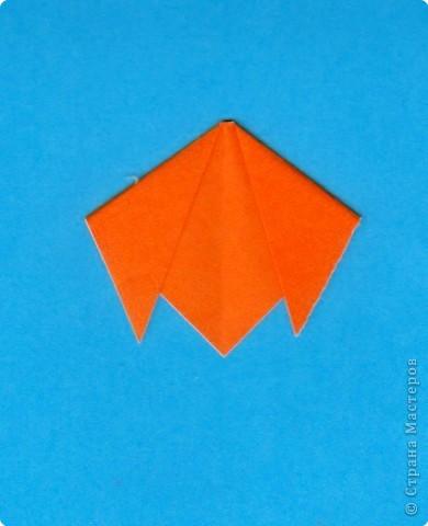 Оригами: Цыпленок. Пасха продолжается. фото 14