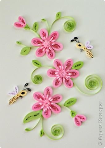 Весна (пчелки) фото 1
