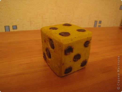 Мыловарение: Мыло-кубик