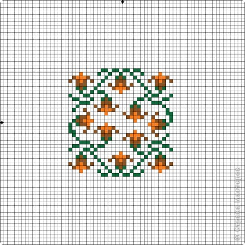 Графика компьютерная Схема для