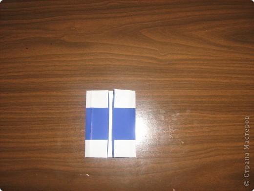 Мастер-класс Оригами Гномик-оригами МК Бумага фото 7