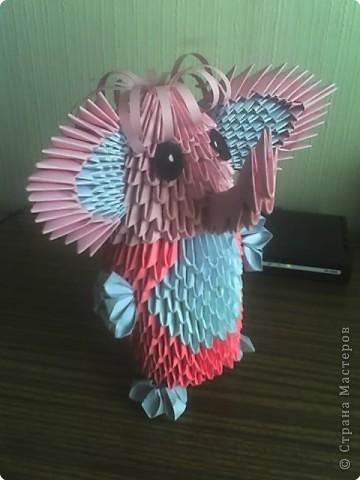 Поделка изделие оригами китайское