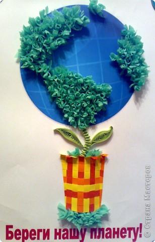 Поделки для детей на экологическую тематику