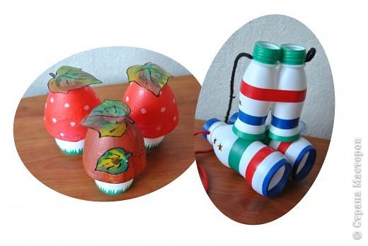 Бутылочки, бутылочки... фото 1