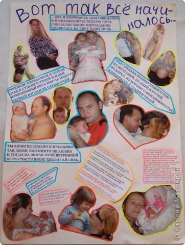 Плакат маме на день рождения своими руками фото 40 лет