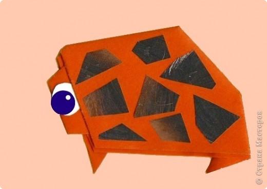 """Продолжаем знакомство с базовой формой """"треугольник"""". фото 1"""
